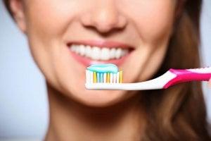natural dentist toothpaste