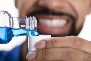 receding gums mouthwash