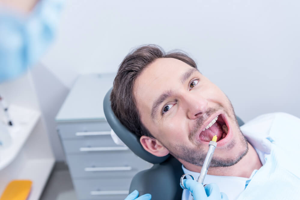sedation dentistry by mouth