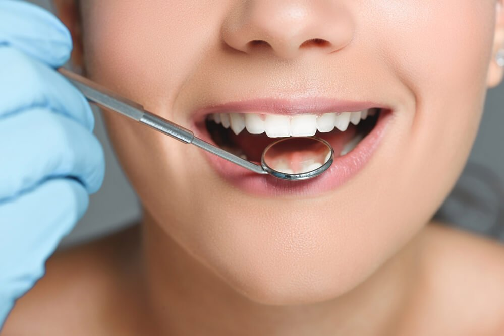 Tooth resorption can be treated