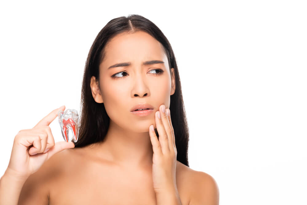 Tooth resorption can be devastating