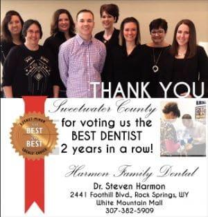 harmon family dentistry wyoming