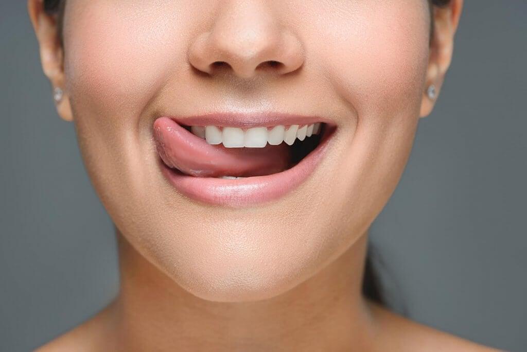 teeth enamel