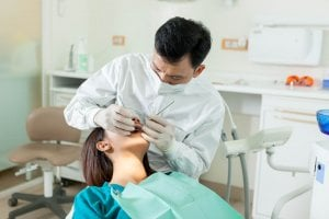 urgent dental checkup