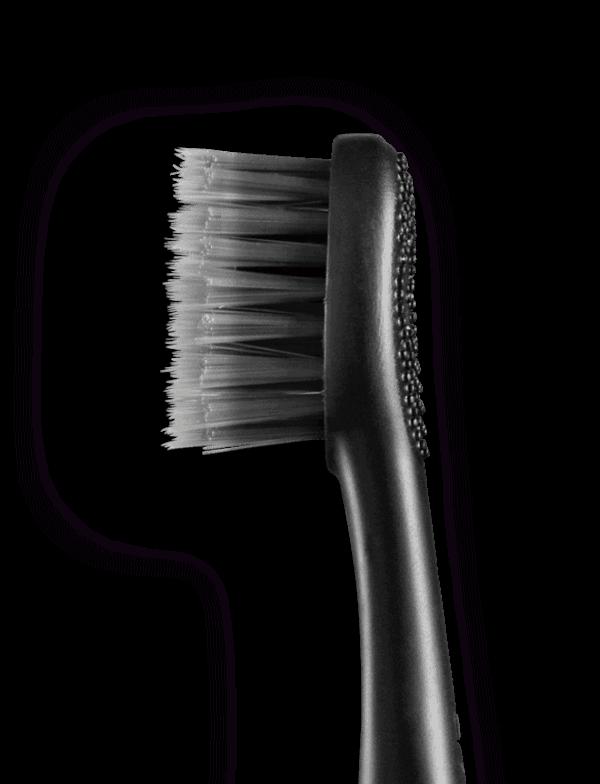 Burst toothbrush