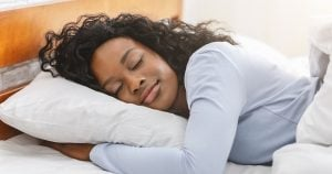 sleeping with bleeding from tooth extraction