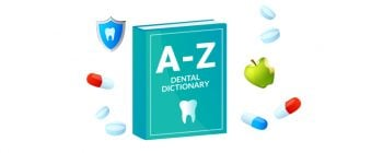 dental terminology dictionary
