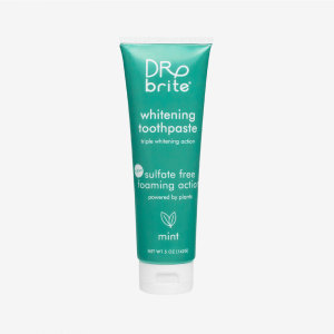 dr brite natural toothpaste