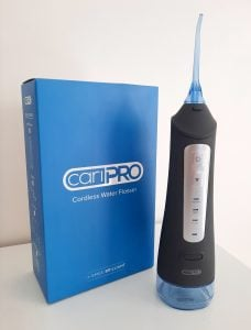 Caripro water flosser review