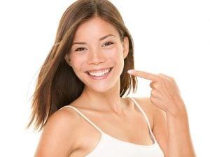 hydrogen peroxide teeth whitening