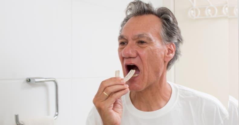 teeth hurt after wearing night guard