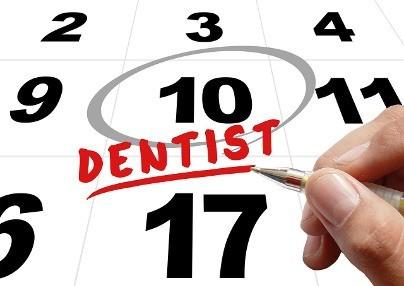 rendez vous dentiste