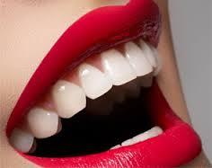 Des dents éclatantes