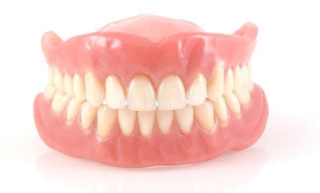 Le dentier