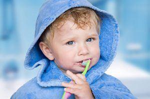 Dentifrice bio pour enfants