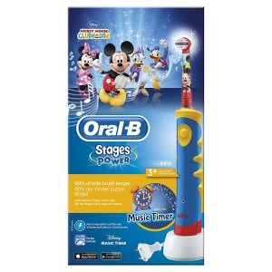 Brosse à dents électriques pour enfants Oral B