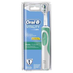 Brosse à dents électrique Oral B Vitality Dual Clean