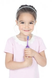 Brosse à dent électrique pour enfant