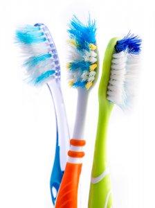 renouveler brosse à dents