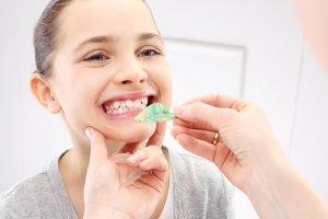 appareil dentaire enfant