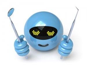 Robot dentiste