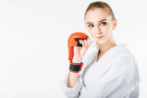 Protège dents sport de combat