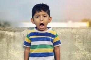 enfant dents