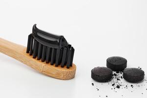 charbon coco pour les dents
