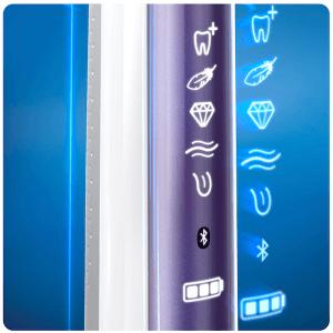 modes et options brosses à dents électriques