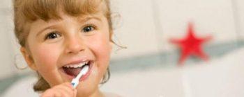brosse à dents enfants