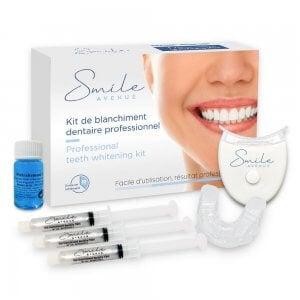 comparateur blanchiment des dents