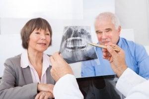 dentiste et seniors