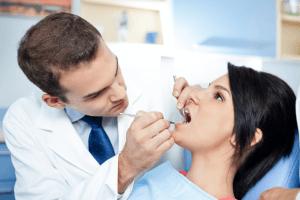 diagnostic d'une béance dentaire