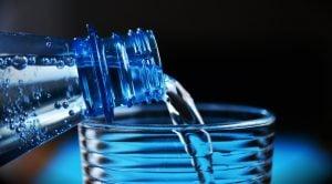 eau en bouteille riche en fluor